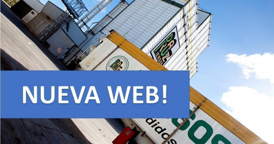 Piensos Daruz lanza su nueva página web